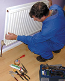 Central Heating Engineer Bristol